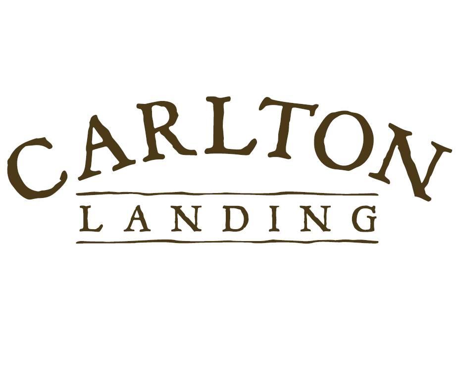 Carlton Landing Logo - Small Size