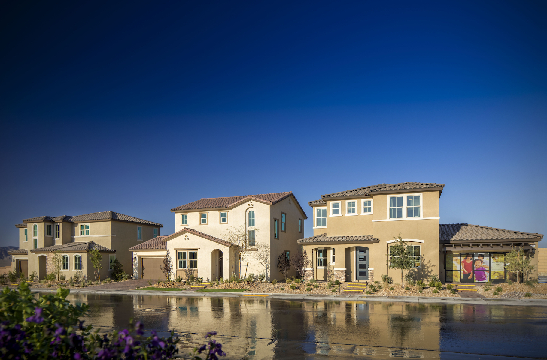 Woodside Homes New Las Vegas Community