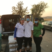 Woodside Homes aids Northern CA fire victims
