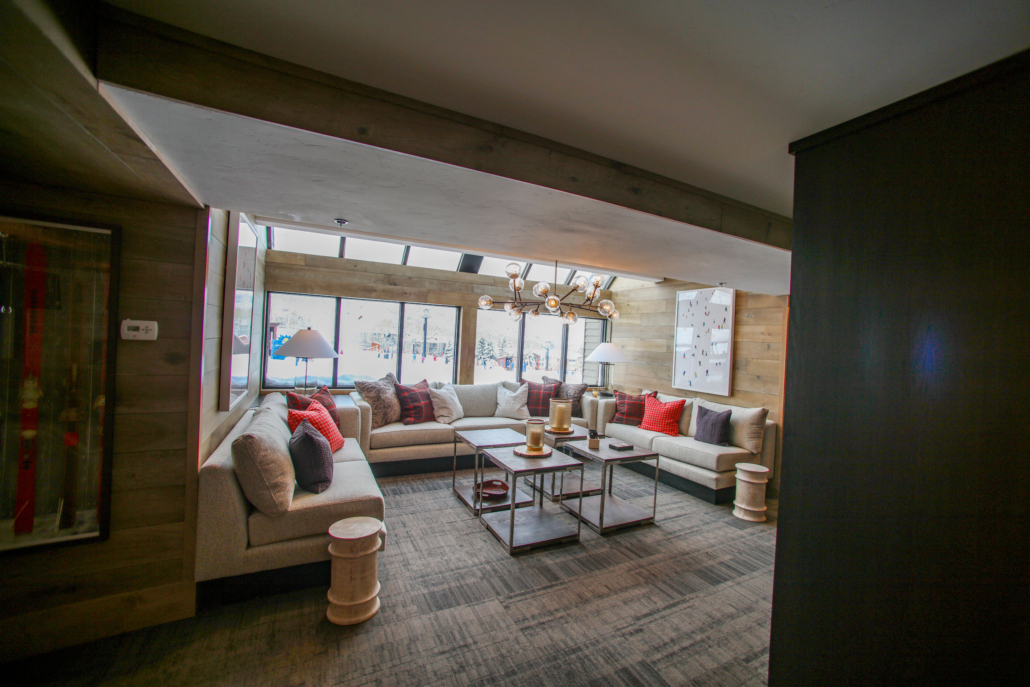 Promontory's new PC Lodge at Park City Mountain