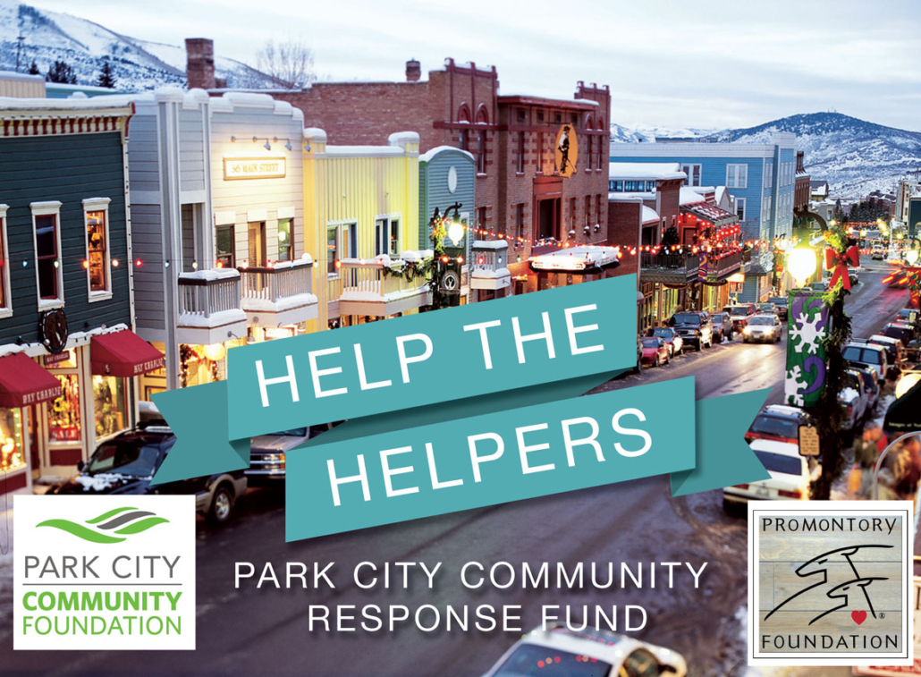Promontory Foundation Supports Park City Community Foundation's Community Response Fund
