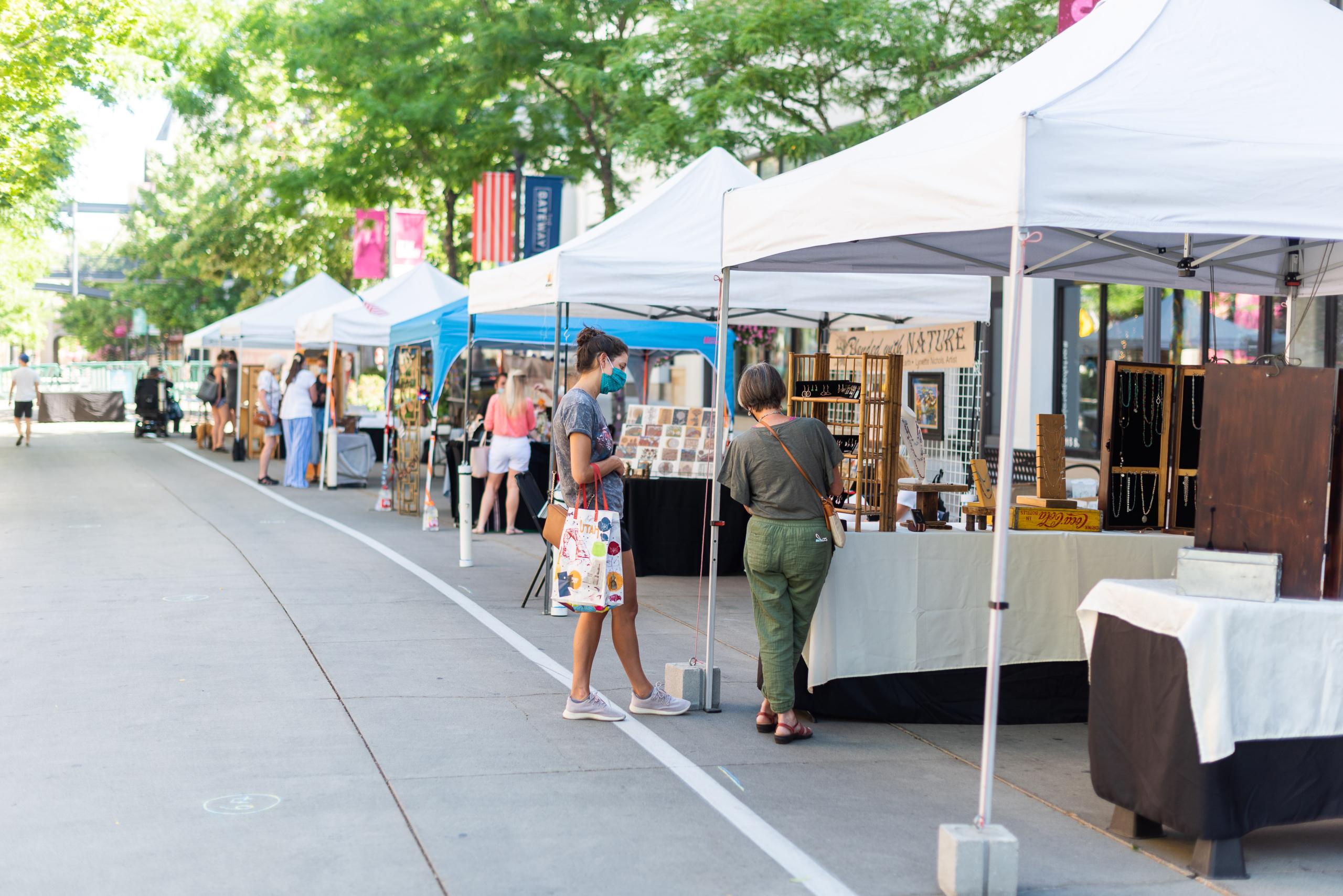 Art & Craft Market at The Gateway