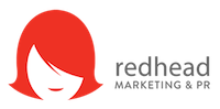 Redhead Marketing & PR Logo