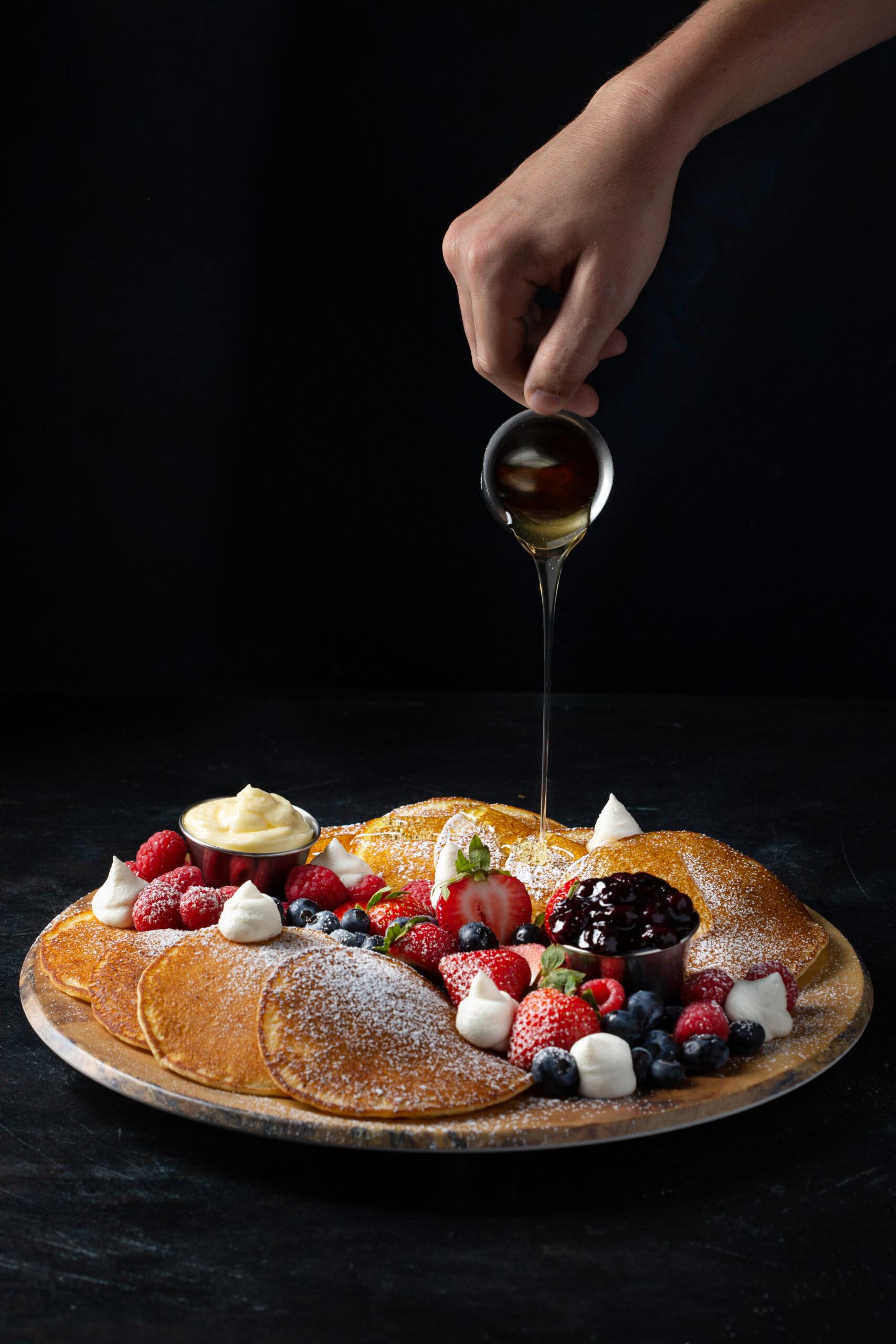 Flanker pancakes