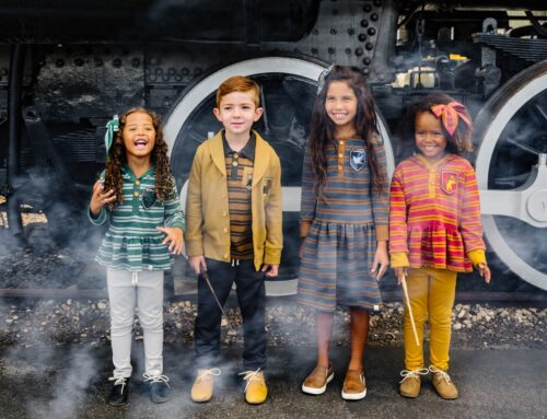 Lulu and Roo Clothing Launches Harry Potter Themed Collection